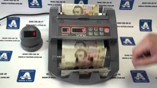 видео Счетчик банкнот Dors CT1040 (U / UM)