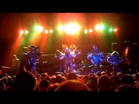 GWAR - full concert - first avenue - 2011