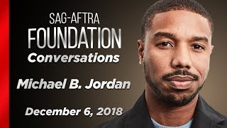 Conversations with Michael B. Jordan