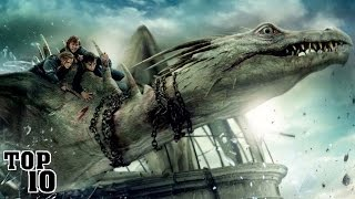 Top 10 Fantastic Beasts And Where To Find Them
