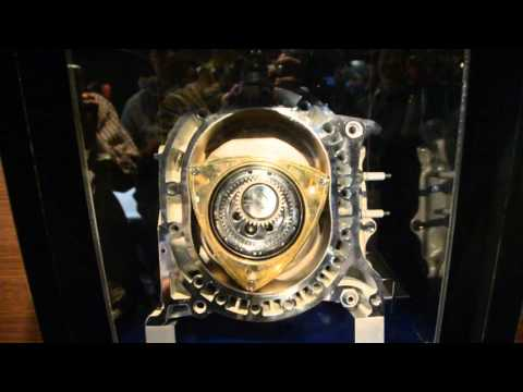 Rotary Engine #TMS2015