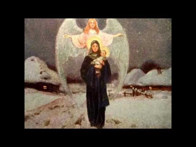 WITAJ GWIAZDKO ZŁOTA (Welcome Little Gold Star) - KOLĘDA POLSKA (Polish Christmas Carol)