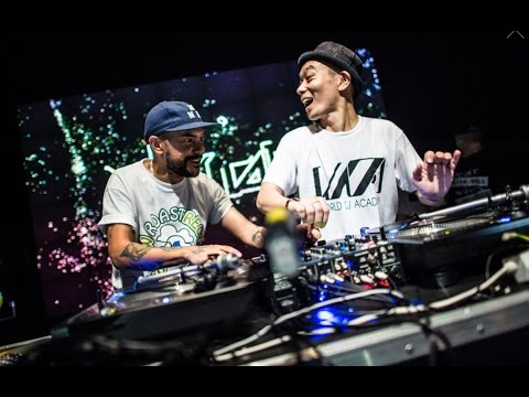 DJ Kentaro & DJ Craze (Red Bull Thre3style 2015 World Finals)