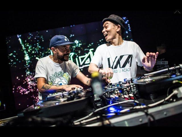 DJ Kentaro & DJ Craze (Red Bull Thre3style 2015 World Finals)