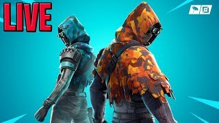 Fortnite NEW CAMO RECON SKINS - INSIGHT AND LONGSHOT | Daily Item Shop Live | Fortnite Battle Royale