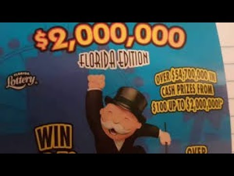 The Uncensored Report (Video): North Port woman wins the Monopoly Florida Edition lottery
