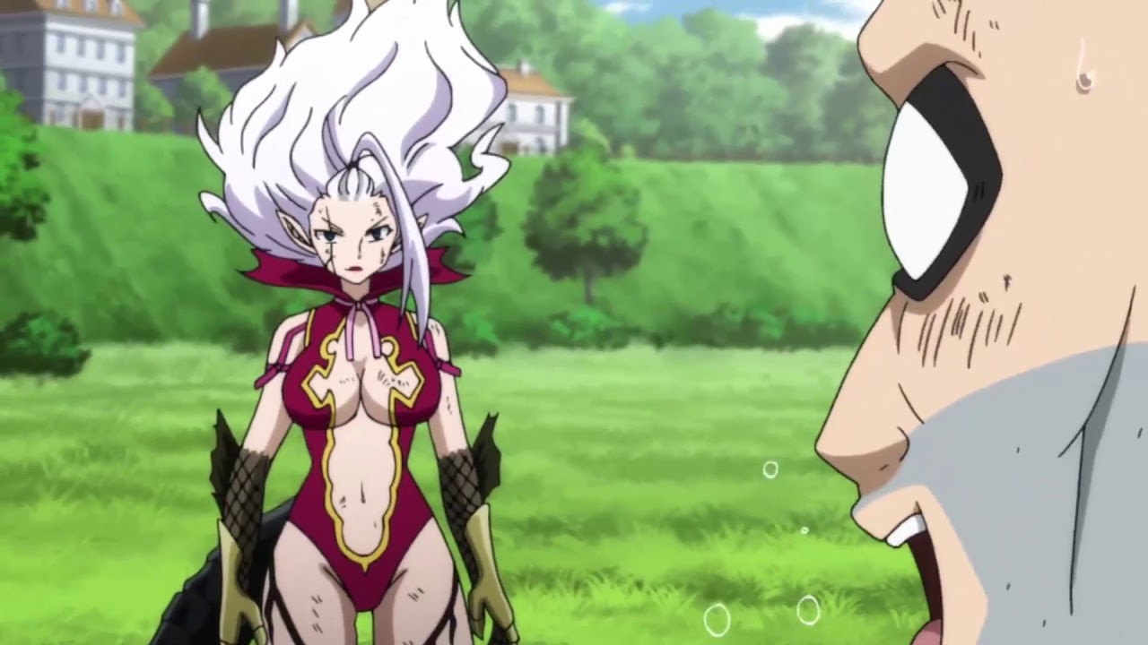 Mirajane Ultimate Form / Mirajane's ultimate demon form satan soul sit.
