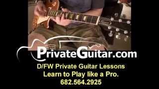 Dallas/ Fort Worth Guitar Lessons - PrivateGuitar.com