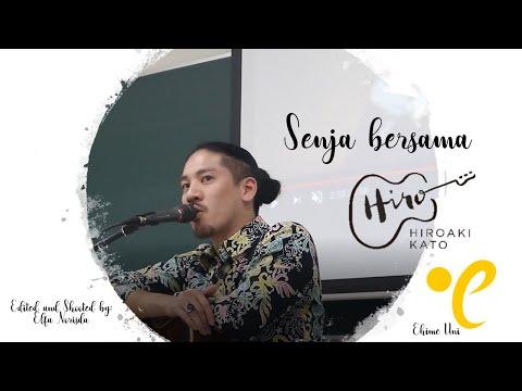 HD-Senja Bersama Hiroaki Kato Part 2- Nada Shoushou Dan Jakarta Sunset LIVE Acoustic Version