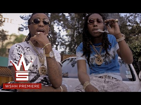Video + Music: Migos – Spray The Champagne