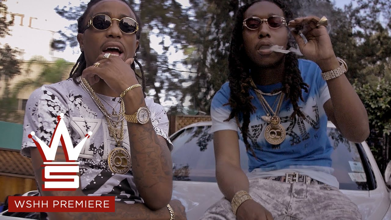 Migos - Spray The Champagne