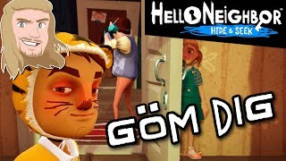 Grannes Barn + Mystiskt Slut | Hello Neighbor Hide & Seek - BETA