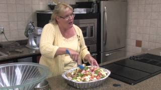 Recipe: Chef's Salad With Homemade Ranch Dressing