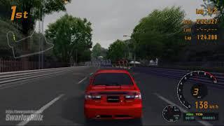 Gran Turismo 3 A-Spec PS2 | Tokyo R246 II | Subaru LEGACY B4 Blitzen '00