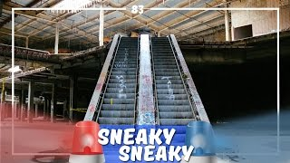 Repeat youtube video Exploring an ABANDONED mall. BUSTED!! (urbex) | vlog 11