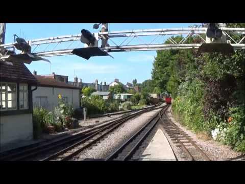 Romney Hythe Dymchurch Railway 23 July 2016