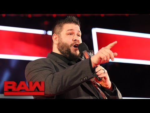 Thumbnail: Kevin Owens confronts Goldberg: Raw, Feb. 27, 2017