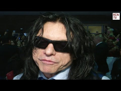 Tommy Wiseau Interview The Disaster Artist Premiere