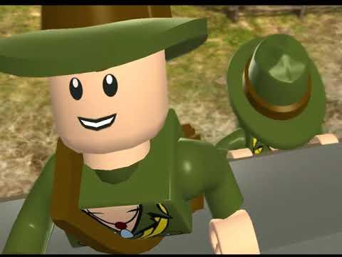 LEGO Indiana Jones The Original Adventures - Young Indy (Bonus lvl. 1) |