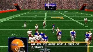 PSX ► PS1 ► NCAA Football 98