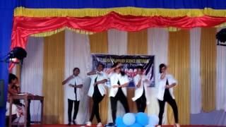 Best college dance kannur casp 2k17 feb9 by keerthana