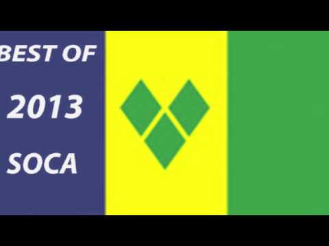 BEST OF ST VINCENT 2013 SOCA - ROAD READY MIX
