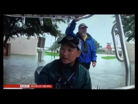 Amkor Employees Help Out in Texas