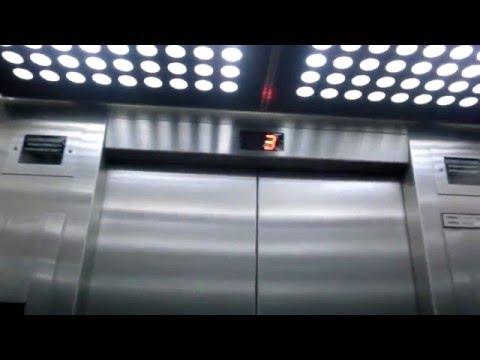 Mitsubishi Traction Elevator @National Museum of Natural Science, Taichung Taiwan
