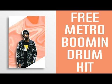 Free Metro Boomin Drum Kit 2019 [Includes Spinz 808 & Rack Kick