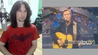 British guitarist analyses the prolific George Jones live in 1980!