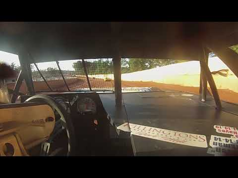 East Lincoln Speedway 5-18-19 Stock 4 Front Cam Hot Laps Alexus Motes