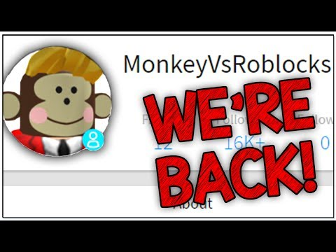 I FINALLY GOT MY ROBLOX ACCOUNT BACK!!