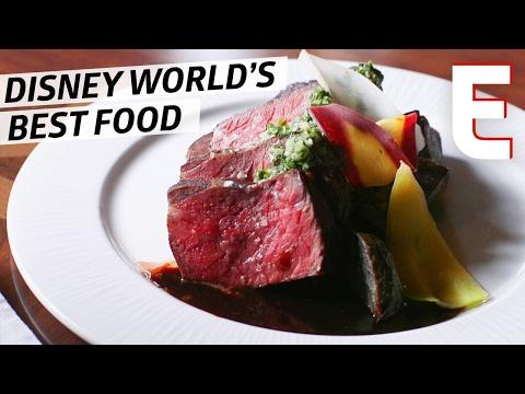 Tiffins is Disney World's Best Restaurant — Consumed