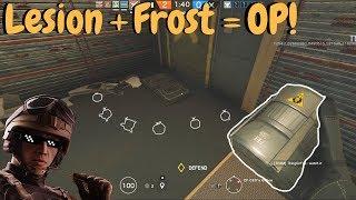 Ultimate Lesion Trap! - Rainbow Six Siege