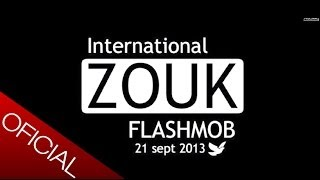 Paulo Mac ® The Dance of Love - [International Zouk Flash Mob 2013 - Original Song]