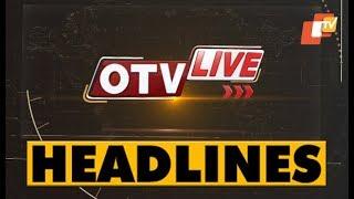 11 AM Headlines 25 January 2020  OdishaTV
