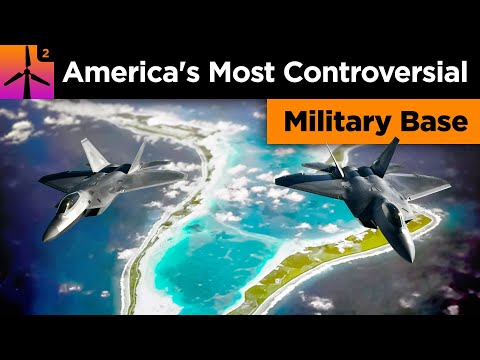 Why Diego Garcia Is America's Most Controversial Military Base