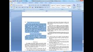 Convert a paper into IEEE - Quick conversion guide