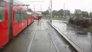 Povodně Praha 2013- Náhradní doprava za metro X-C