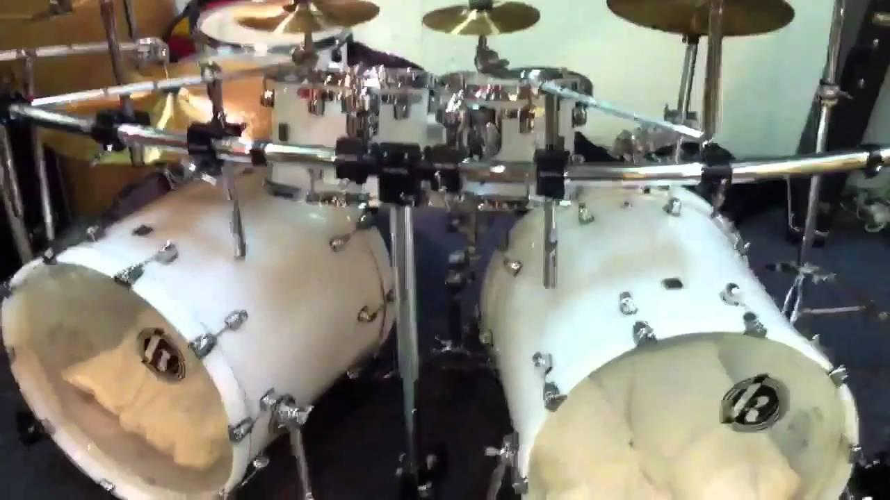 Kirchhoff drums