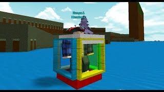 SPEED BOAT!!! LOL | Build A Boat For Treasure | ROBLOX