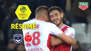 Girondins de Bordeaux - Stade de Reims ( 0-1 ) - Résumé - (GdB - REIMS) / 2018-19