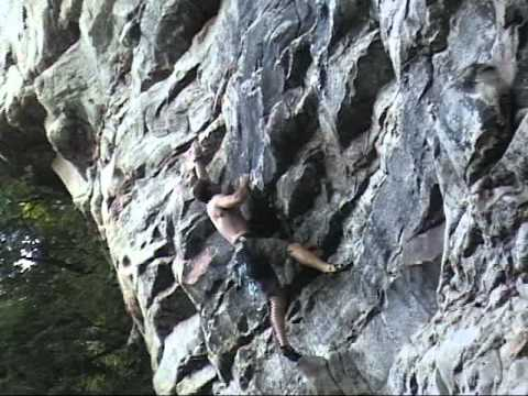 Obed Rock Climbing
