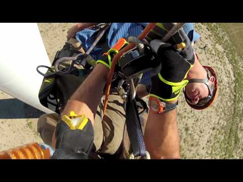 rescue from WInd Turbine