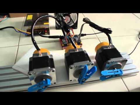 Arduino GRBL  3axis