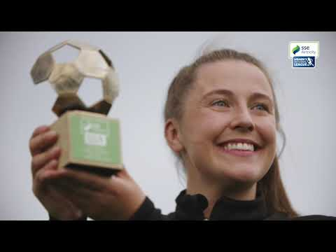 Ryan-Doyle wins SSE Airtricity WNL Player of the Month - May 2021