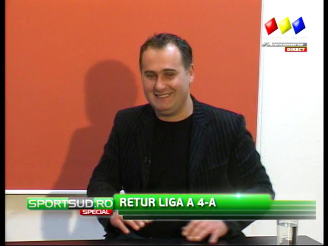 Sport SUD Special - Marian Botea - 04.03.2019
