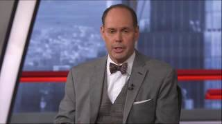 ernie johnson s incredible perspective on the 2016 election