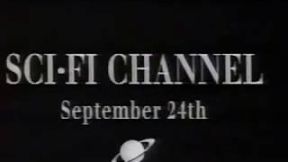 Sci Fi Channel promo - 1992