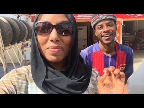 VLOG: Flirting in Kano, Nigeria 🇳🇬  ❤️